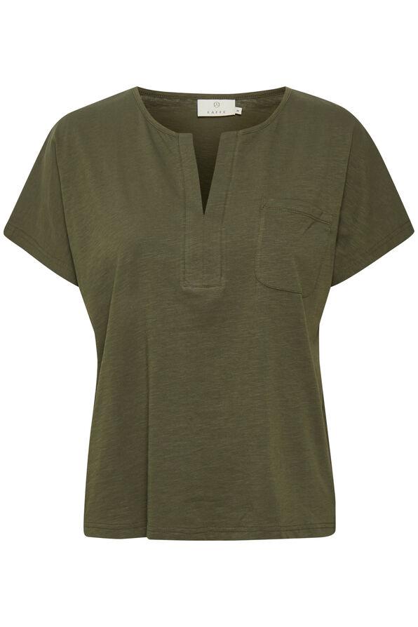 Kaffe Abela T-Shirt, , original image number 0