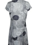 Kate Cowl Neck Tunic, Grey, original image number 1