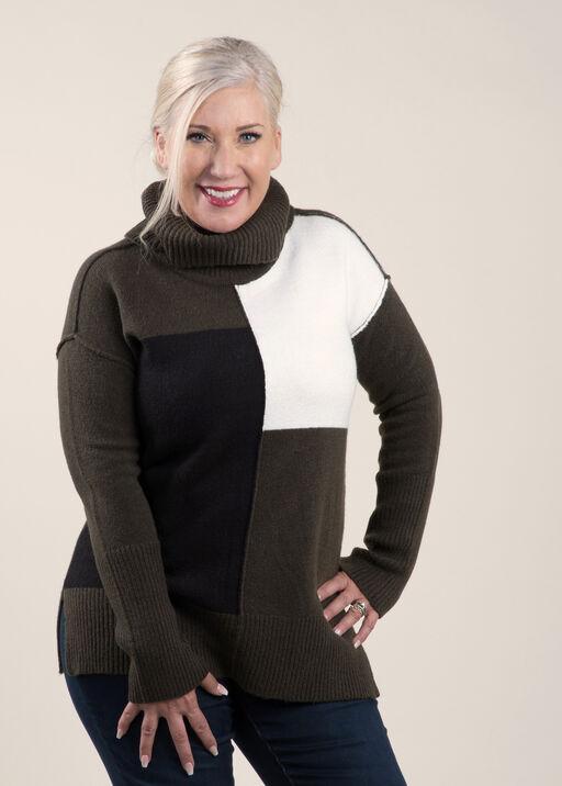 Cowl Neck Sweater , , original