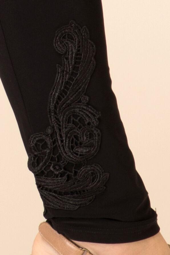 Winging It Legging, Black, original image number 1
