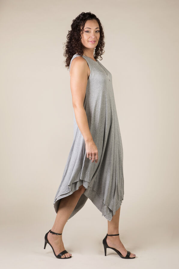 Melody Dress, Grey, original image number 1