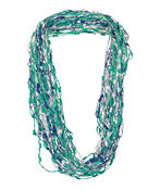 Multi-String Scarf with Magnetic Closure, , original image number 0