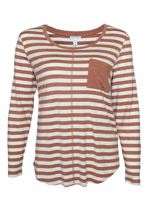 Casey Striped Long Sleeve, , original