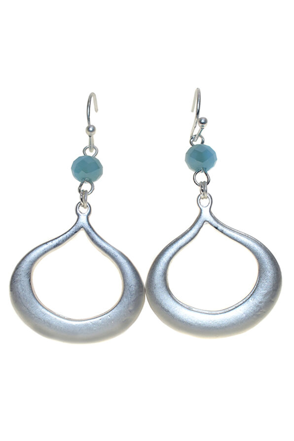Claire Earrings, Silver, original image number 0
