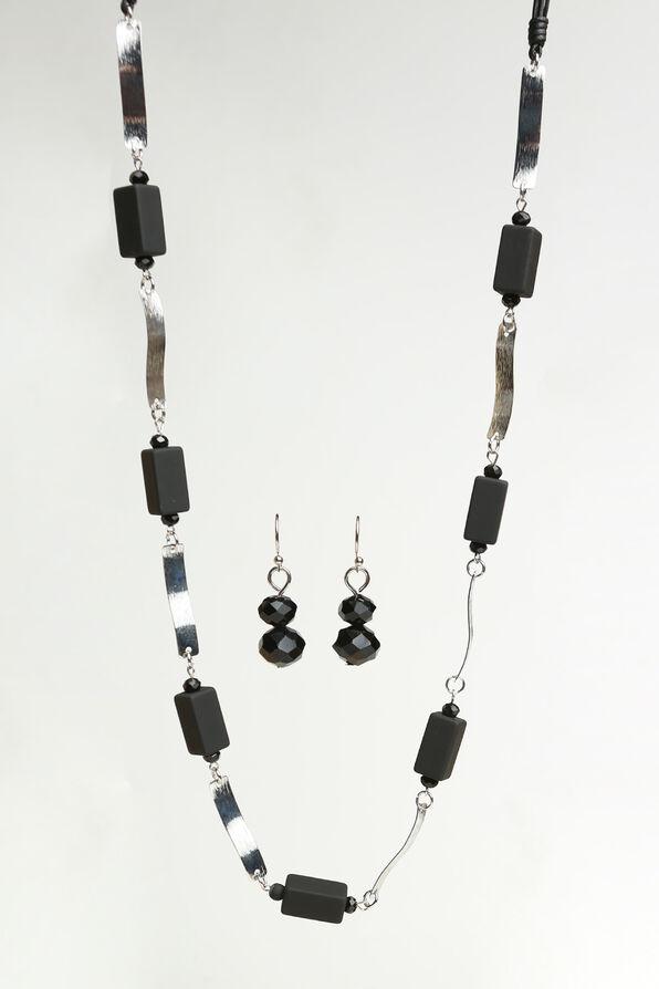 Merida Necklace Set , Silver, original image number 0