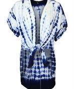 Tie Dye Kimono, Ink, original image number 1