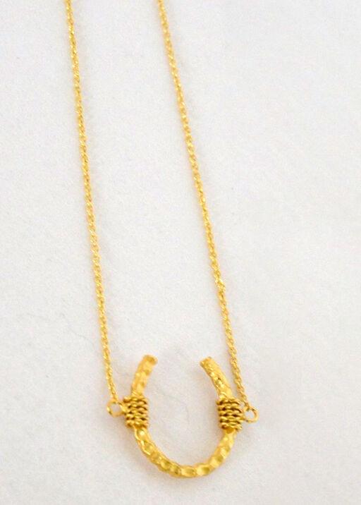 Horseshoe Necklace , , original