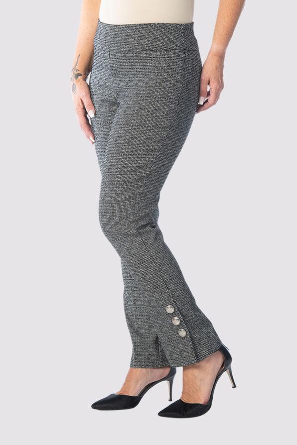 Enhancing Tummy-Control Luxe Pants, Black, original image number 1