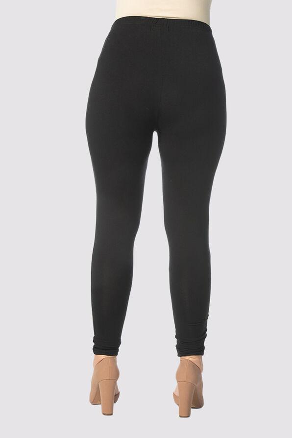 Enhancing Tummy-Control Pants, Black, original image number 2
