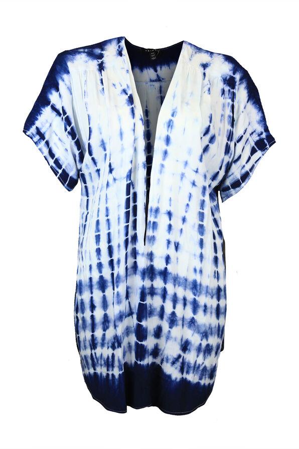 Tie Dye Kimono, Ink, original image number 0