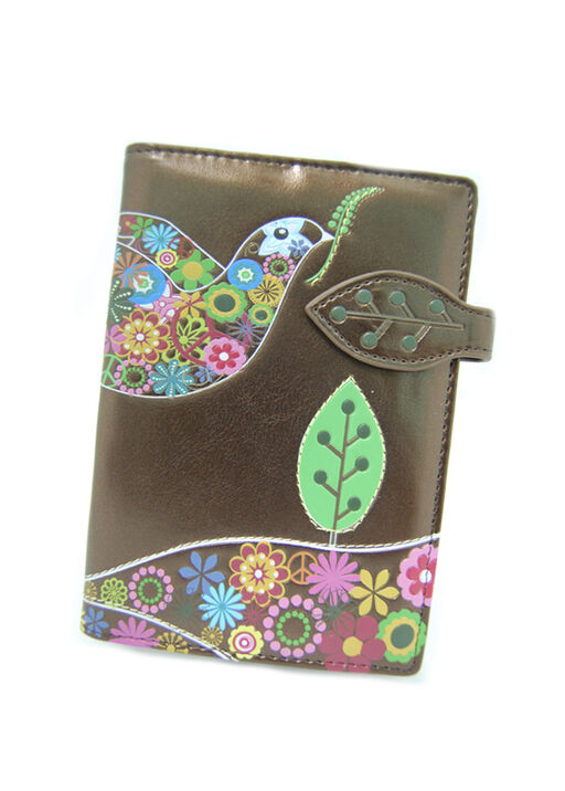 Peace and Love Passport Holder, , original