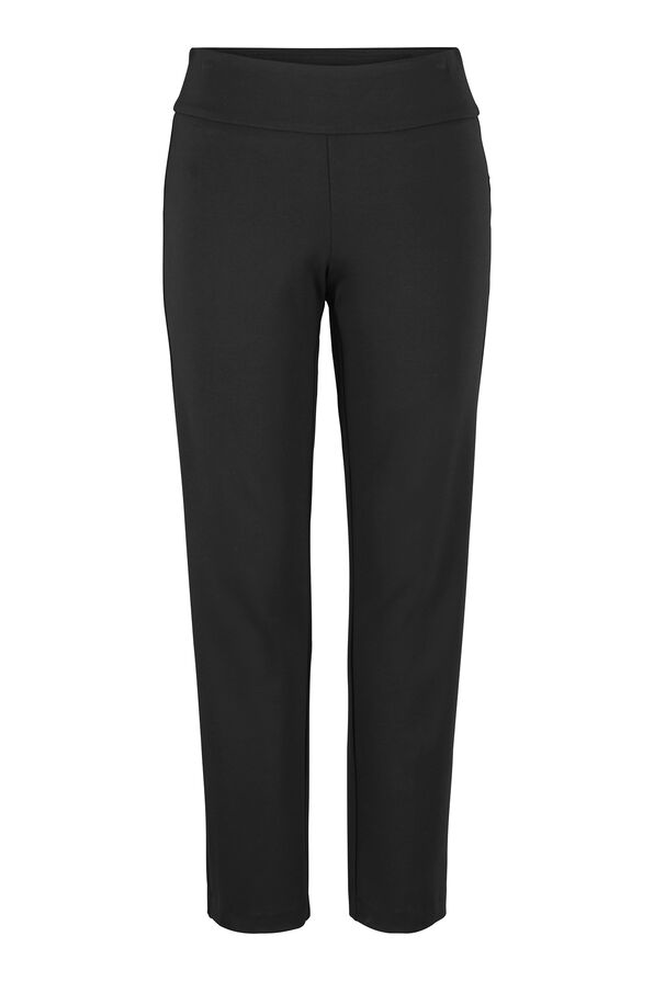 UP Classic Pant with Tummy Control, Black, original image number 0