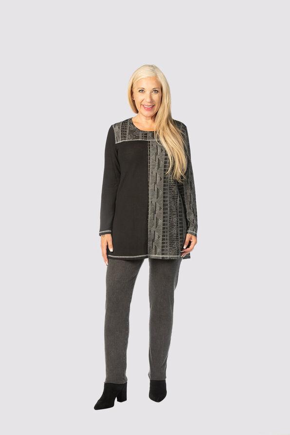 Savannah Sweater, Grey, original image number 1