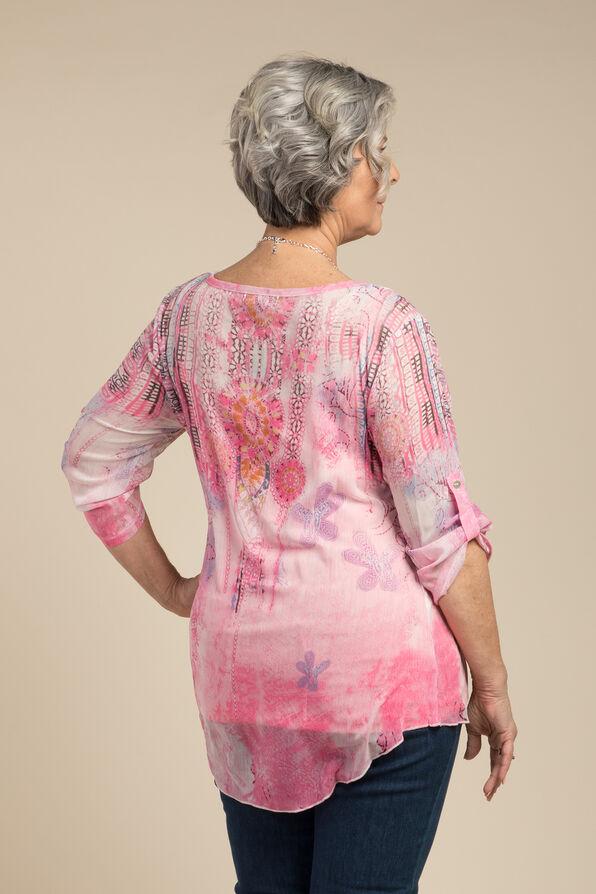Cassia Blouse, Pink, original image number 1