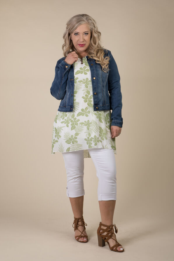 Hannah Tunic , Lime, original image number 3