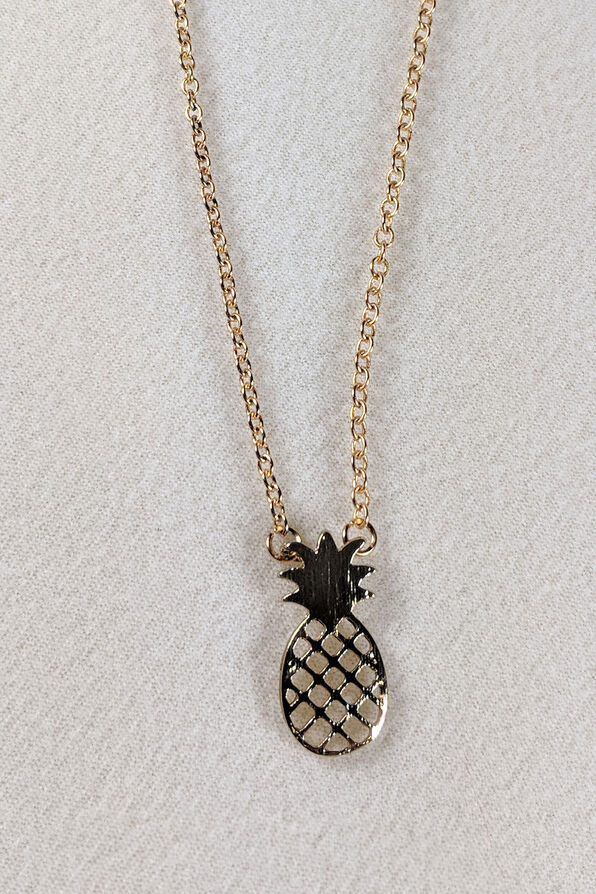 Pineapple Necklace, , original image number 1