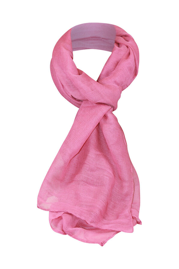 Solid Colour Rectangle Scarf, , original image number 8