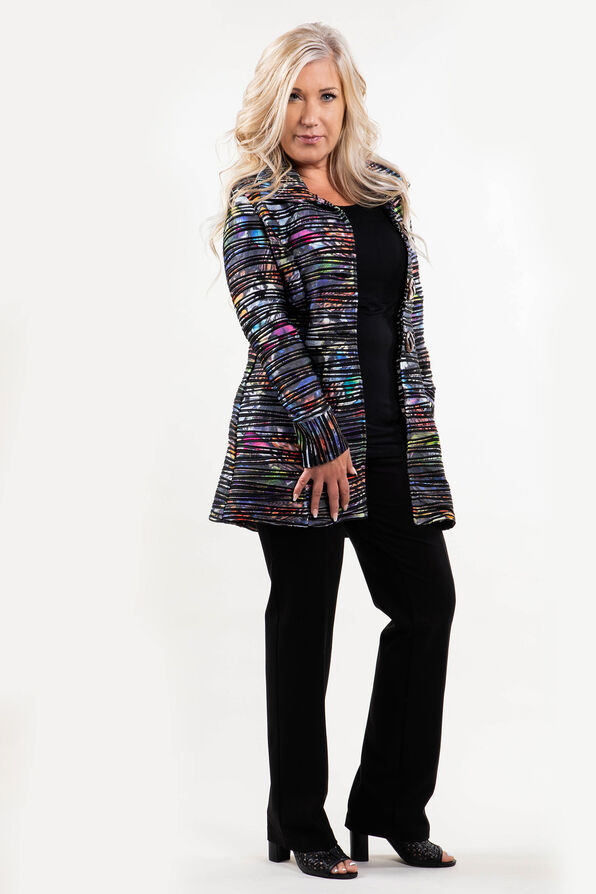 Lightweight Multi-Colour Jacket, Multi, original image number 2