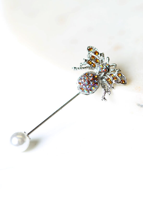 Bumble Bee Stick , Silver, original image number 0