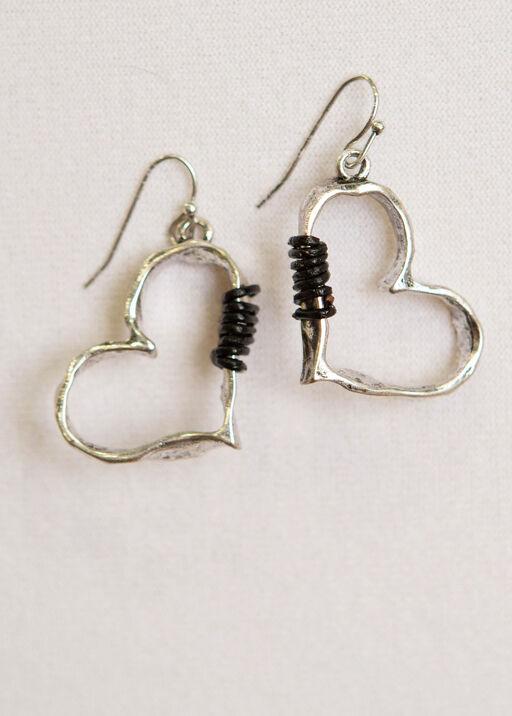 Heart Strings Earrings, , original