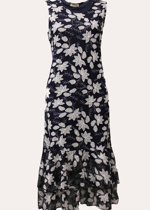 Spring Breeze Dress, Blue, original