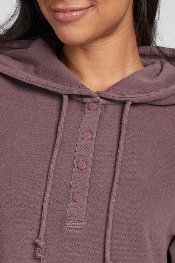 Active Hoodie Essential, Plum, original image number 2
