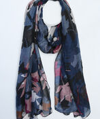 Falling Leaves Fashion Scarf, , original image number 1