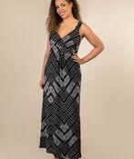 Callista Maxi Dress, Black, original image number 0