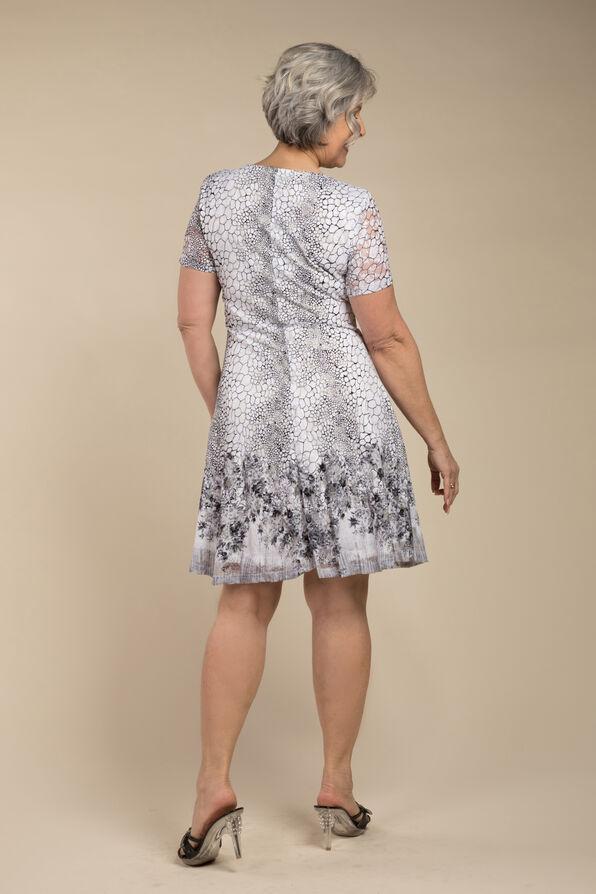 Evalyn Dress, Black, original image number 2