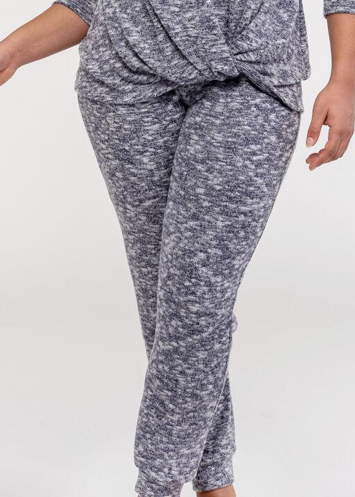 Cozy Jogger Style Pant, Navy, original