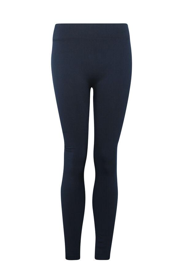 Fleece Lined Leggings , , original image number 3