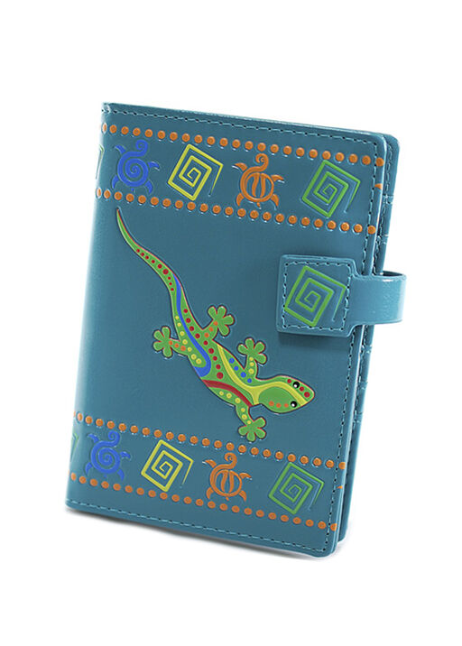 Gecko Passport Holder, , original
