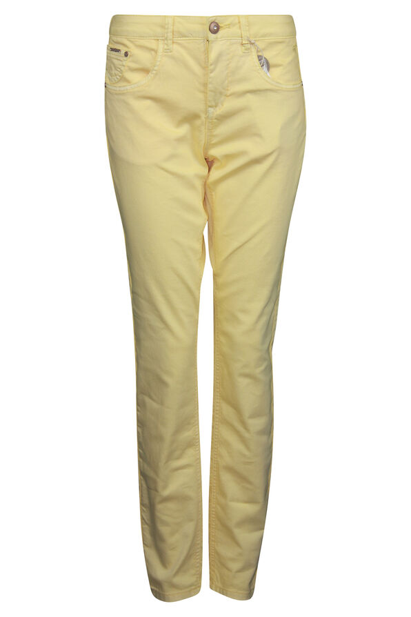 Cream Coco Fit Lotte Jeans, , original image number 1