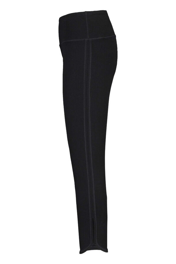 Flatten It Crop Legging, Black, original image number 2