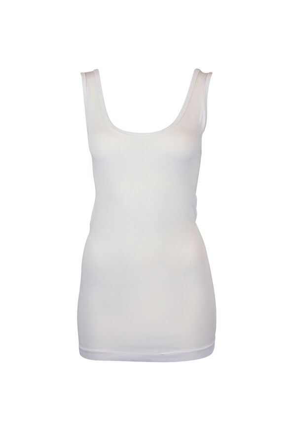 Bamboo Shapewear Tank Top, , original image number 1