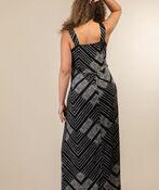 Callista Maxi Dress, Black, original image number 1