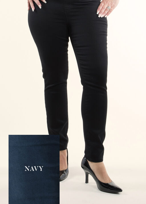 Denim Jean  Petite, Navy, original