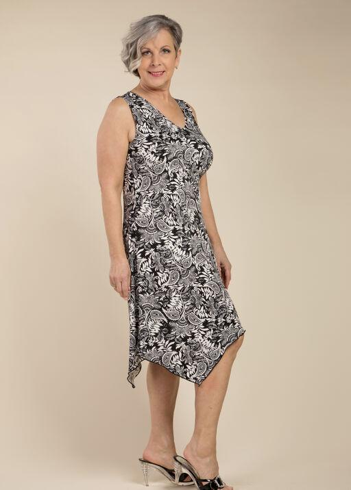 Ocean Shade Sleeveless Dress, , original