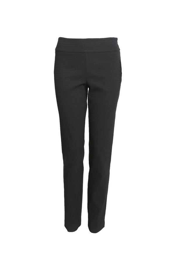 UP Techno Jacquard Pants, Black, original image number 0