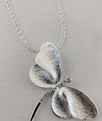 Dreamy Dragonfly Set, Silver, original image number 2