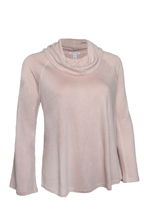 Sloane Cowl Neck Sweater, , original image number 0