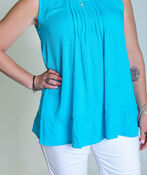 Colette Sleeveless Top, , original image number 0