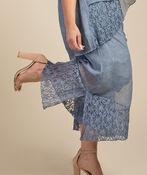 Mary Palazzo Pant, Denim, original image number 0