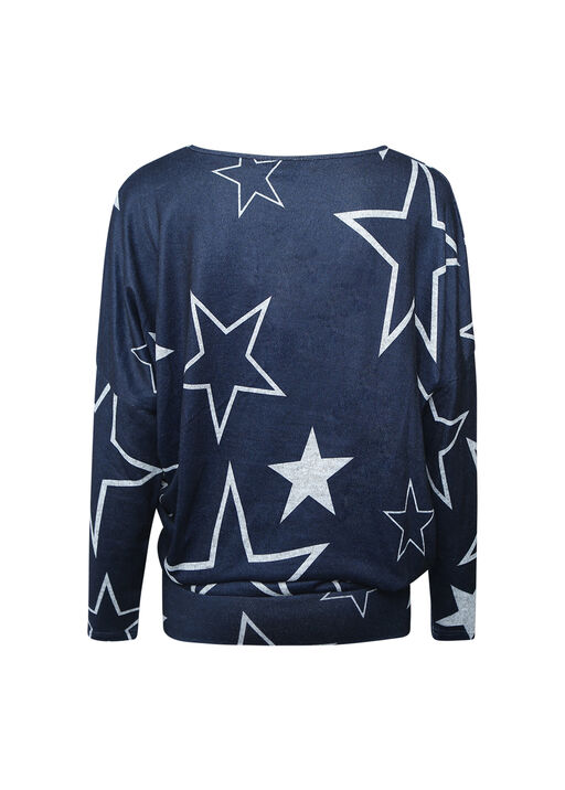 Rising Star Sweater, Navy, original