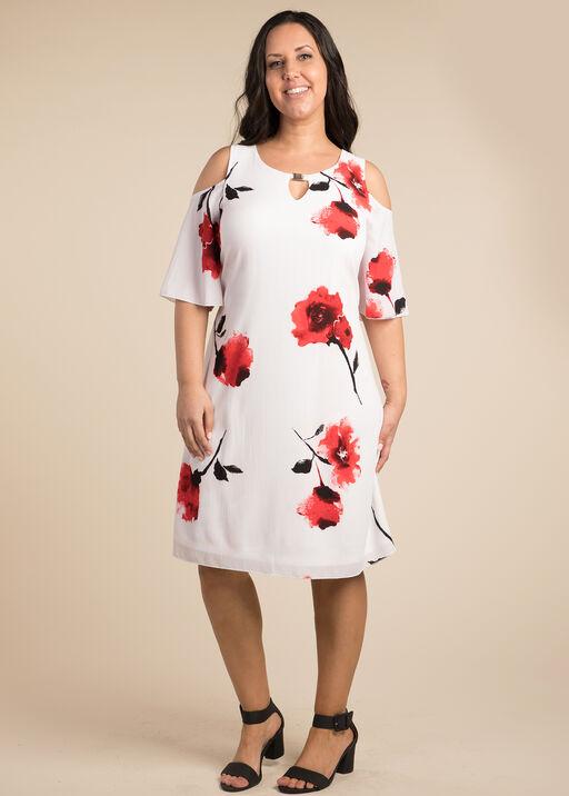 Poppy Impressions Dress, , original