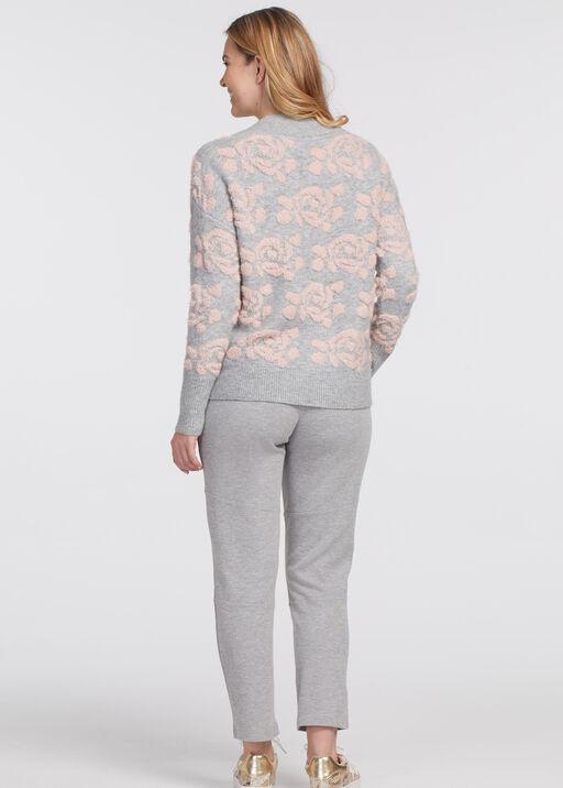 Flower Power Sweater, Pink, original