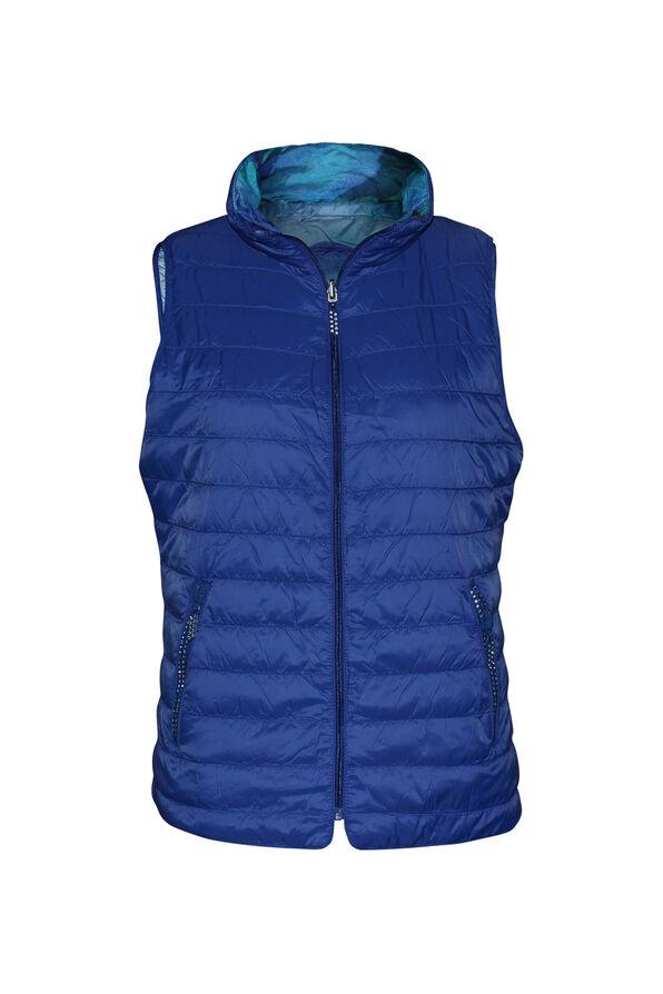In the City Reversible Vest, Blue, original image number 1