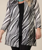 Wavelengths Cardigan, Black, original image number 3