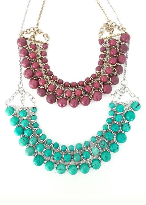 Luna Beaded Necklace, , original