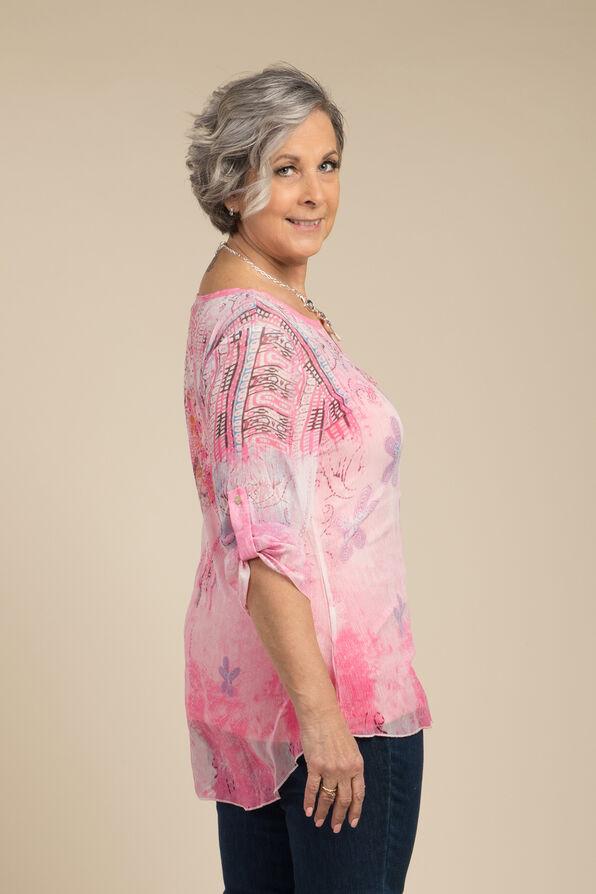 Cassia Blouse, Pink, original image number 2